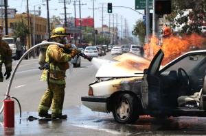 Vehicle Fire Dangers
