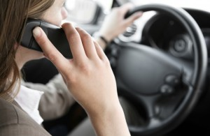 Distracted Driving Prevention